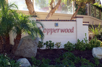 Copperwood---Sign